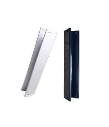 Odbijacz dziobowy podłużny 60 cm - niebieski Bowfender