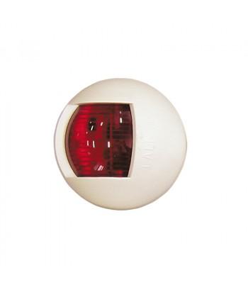 Lampa LALIZAS P7 czerwona 30072  biała obudowa