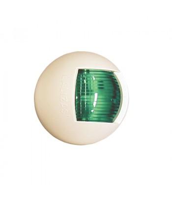 Lampa LALIZAS P7 zielona 30071 biała obudowa
