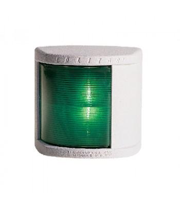 Lampa LALIZAS C20 zielona 30511 biała obudowa