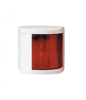 Lampa LALIZAS C20 czerwona 30512 biała obudowa