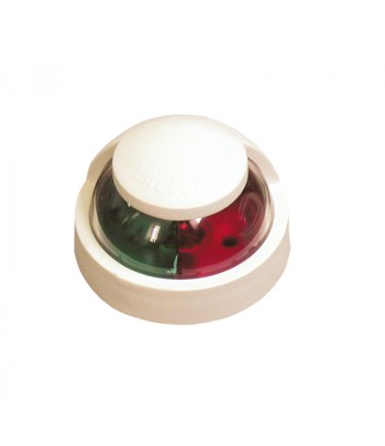 Lampa LALIZAS P7 dwusektorowa L/P  biała obudowa