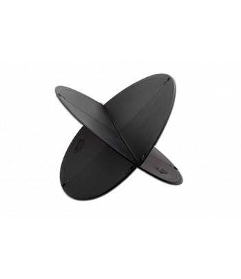Kula kotwiczna D30cm czarna