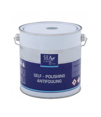 Farba antyporostowa SEALINE - szara 2,5 L