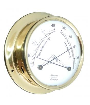 Termometr/Higrometr HANSEATIC 110mm mos.