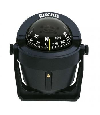 Kompas Ritchie B-51 z uchwytem-czarny