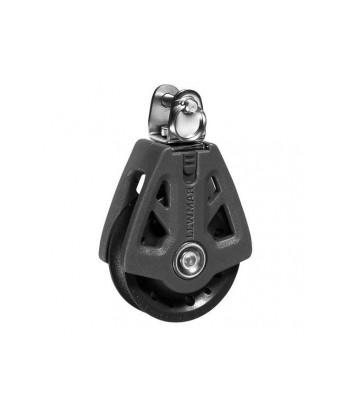 Bloczek SYNCHRO pojedynczy 6-10 mm 50mm - fałowy LEWMAR