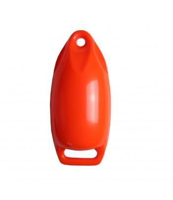 Odbijacz PICK-UP 18 cm x 40 cm - pomarańczowy